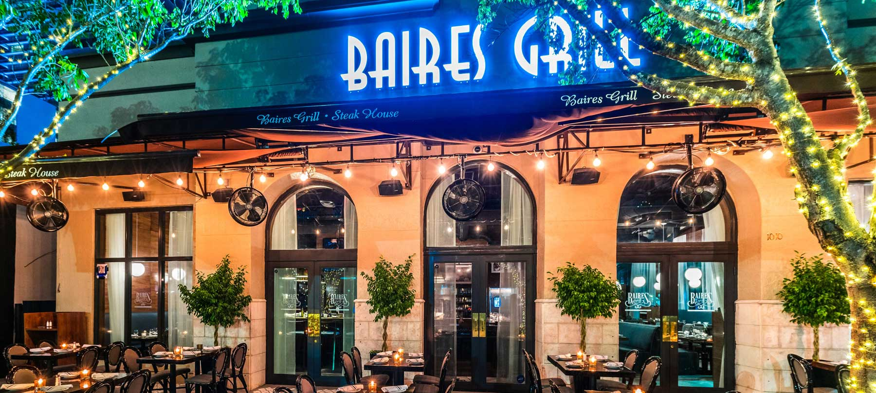 Baires Grill Argentinean Steakhouse